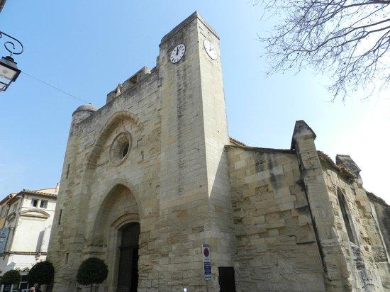 Eglise Notre-Dame des Sablons : Esterno della chiesa