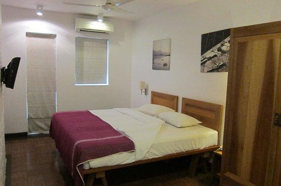 Karavansara Retreat & Residences: Bedroom