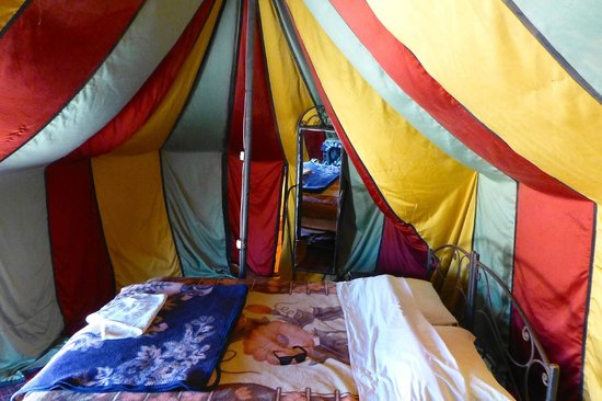 Hotel Kasbah Sahara Services : Our tent in Erg Chegaga