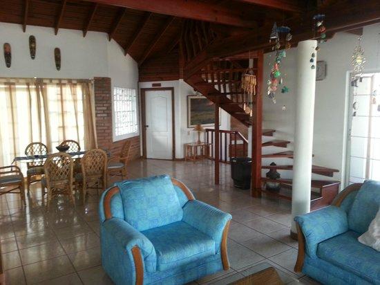 Casa VIP: Sala de estar