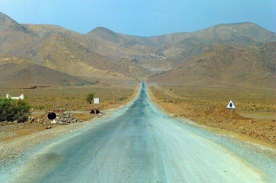 Hotel Kasbah Sahara Services : The road