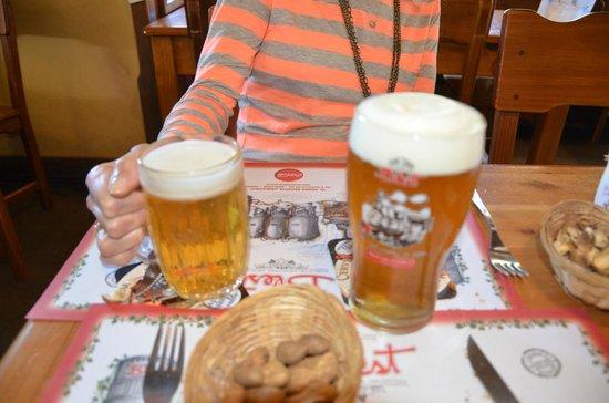Cerveceria Blest: La cerveza de Blest!!!