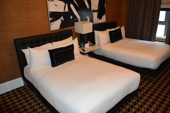 Ameritania Hotel : Spacious for NYC!