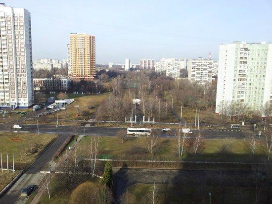 SunFlower Park Hotel : Вид с 11 этажа