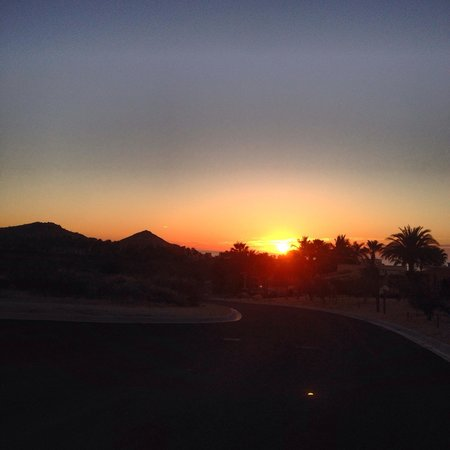 Grand Fiesta Americana Los Cabos All Inclusive Golf & Spa : Sunrise