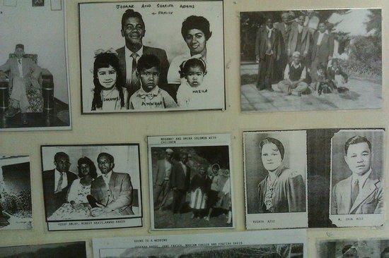 Noorul Islam Heritage Museum: local personalities