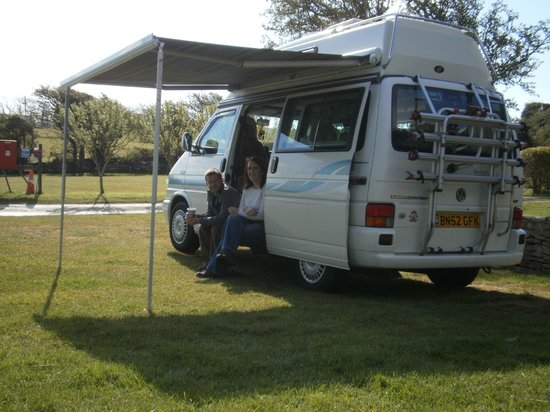 Tent/ Camper pitch at Tom's Field