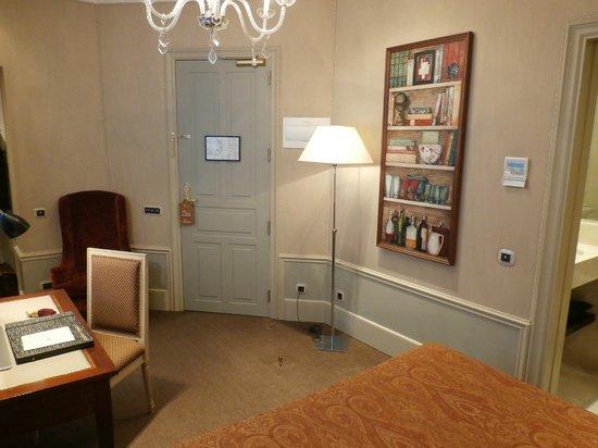 El Palace Hotel : El Palace Room #631
