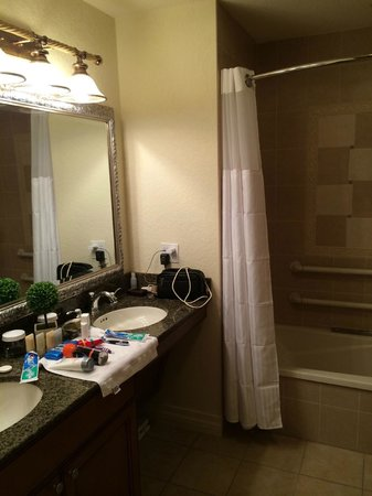 Reunion Resort of Orlando: bathroom