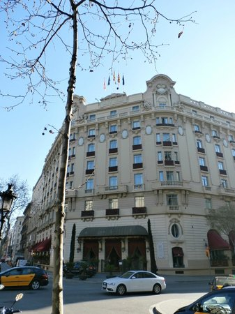 El Palace Hotel : El Palace