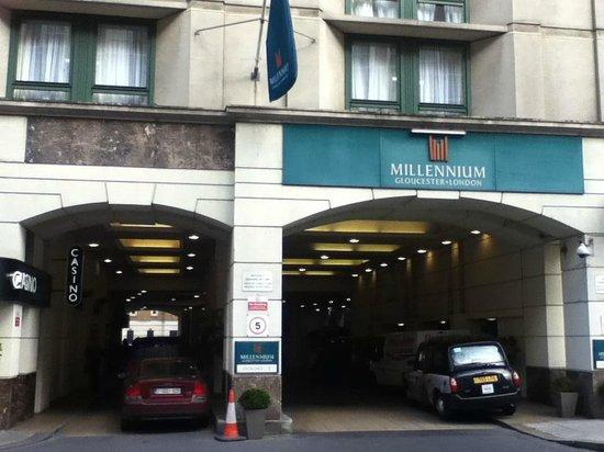 Millennium Gloucester Hotel London Kensington: Exterior
