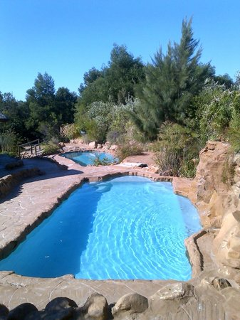 Montagu Guano Cave Resort: Rock pools