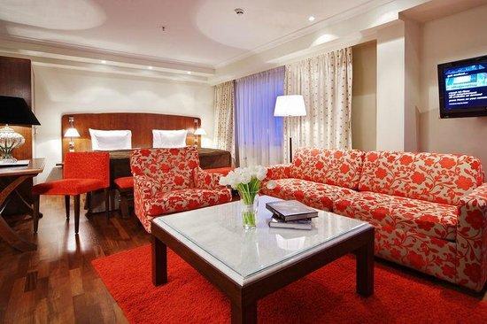 Original Sokos Hotel Olympia Garden : JUNIOR SUITE