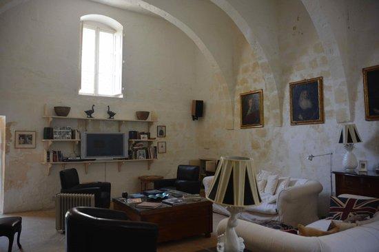 Haz-Zebbug, Malta: Sitting room