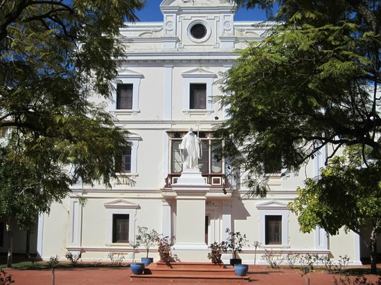New Norcia Museum & Art Gallery: The Monastery