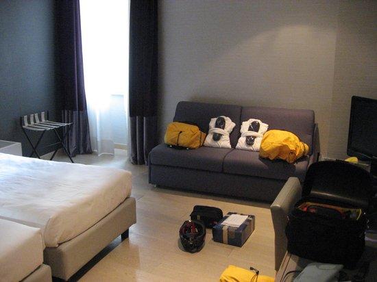 Hotel Adriano: Bedroom