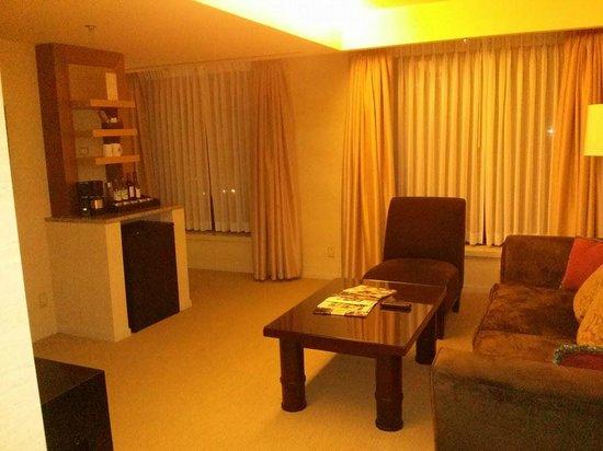 Hotel Nikko San Francisco: Sitting area