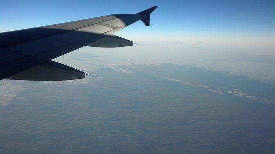 Holiday Inn Express Jamestown: I Fly...