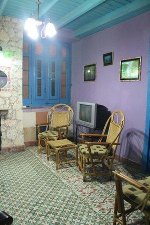 Casa La Cochera: Livingroom