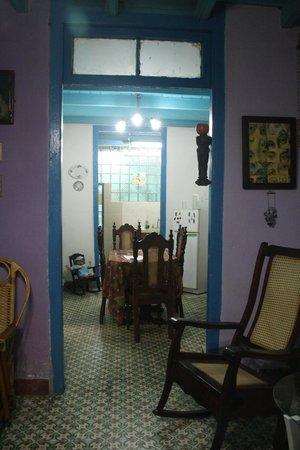 Casa La Cochera: Diningroom