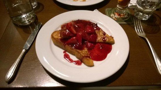 Restaurant Côte Ouest : Que du plaisir !