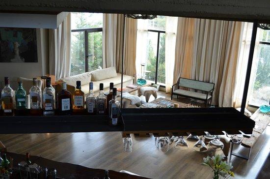 Esplendor Hotel El Calafate: vista del bar