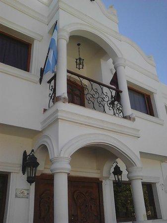 Portal del Santo : Hotel