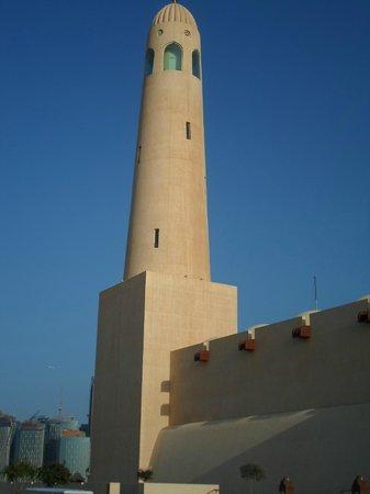 State Grand Mosque: State Mosque Minaret
