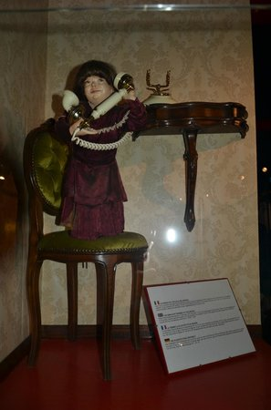 Museo delle curiosità: Самая маленькая женщина в мире
