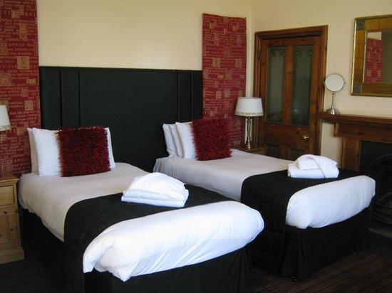 The Cleve Hotel & Spa: Lovington bedroom