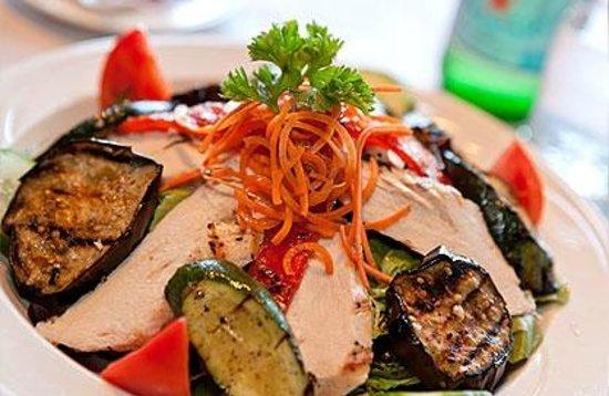 Bocci: Chicken Salad
