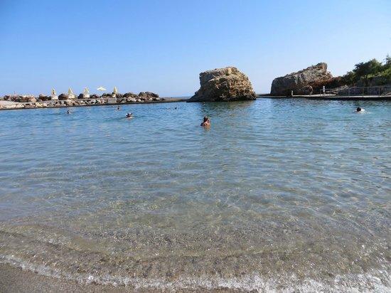 Praia do Hotel Iberostar Creta Marine