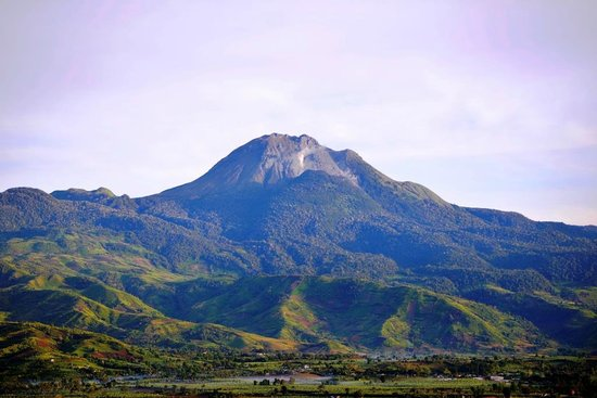 Mount Apo : From Camp Sabros
