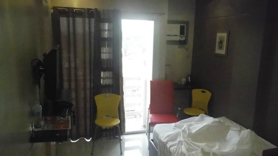 Rio Suites: Room with balcony
