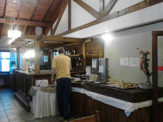 Rincon del Calafate: Comedor