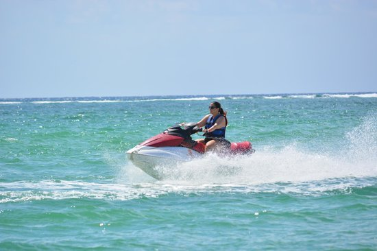 Maroma Adventures: JET SKIS