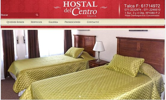 hostal del centro talca chile omd men och