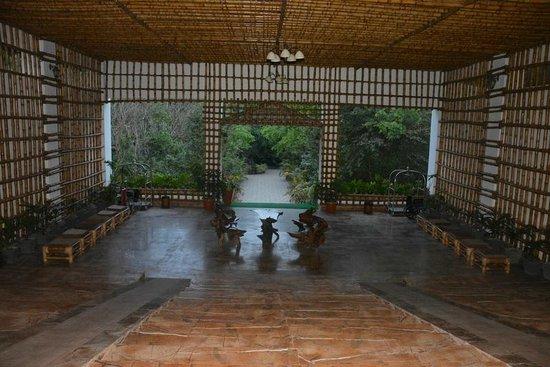 Resort Borgos : lobby of the resort