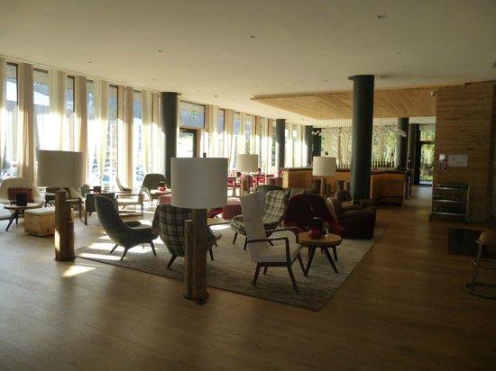 Falkensteiner Hotel Schladming: Bar Area