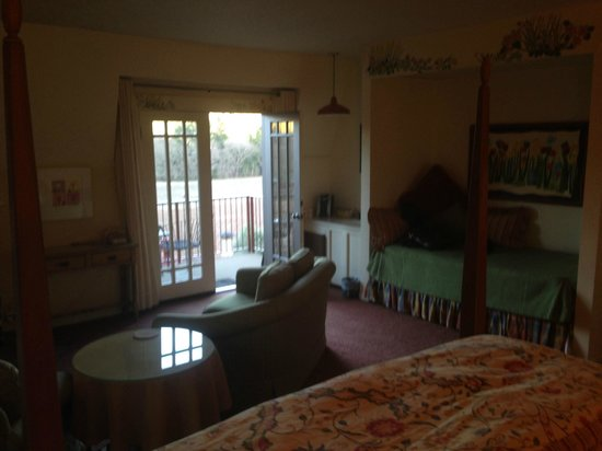 The Wine Country Inn: Room 24