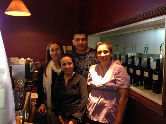 Club Tapiz Hotel: Staff del Hotel