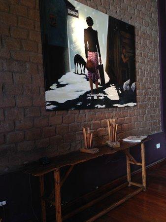 Club Tapiz Hotel: Sala Principal