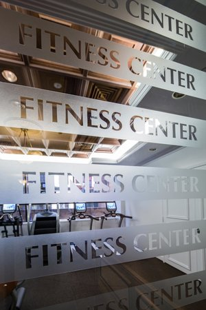 Avalon Hotel: Welcome to our new Fitness Center