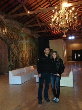 Club Tapiz Hotel: Bodega