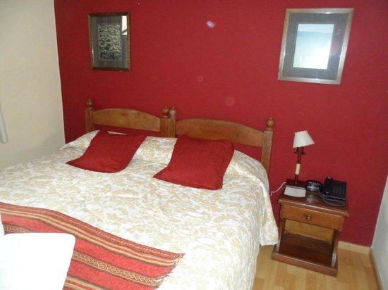 Hotel La Aldea: Habitación doble matrimonial