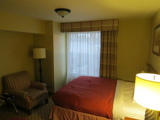 Comfort Inn Paducah : Our room