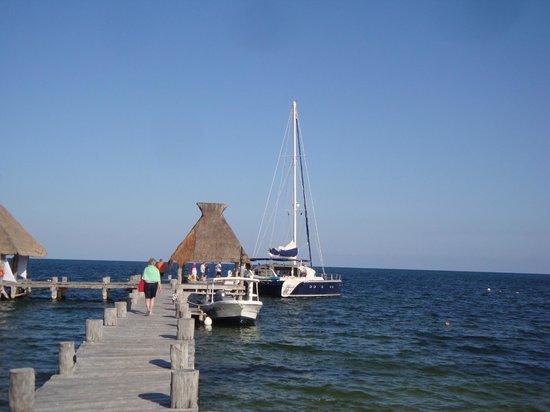 Zoetry Paraiso de la Bonita: Catamaran for Aunset Sail