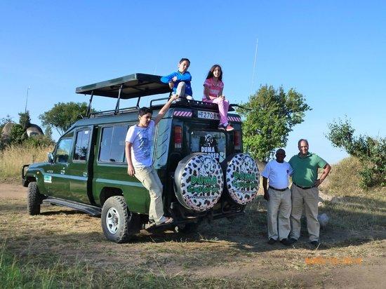 Duma Explorer - Day Tours: safari en famille avec Duma Explorer