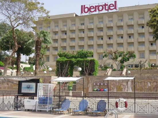 Iberotel Luxor: View from the Pool