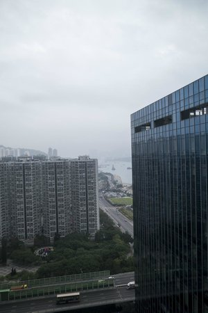 Dorsett Kwun Tong, Hong Kong : View from 27th floor